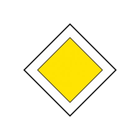 знак главная дорога прозрачная картинка его